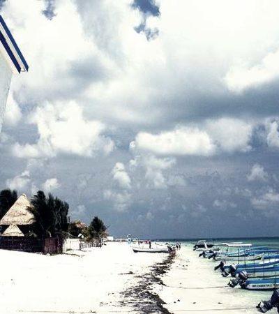 COCINAN EN EL CONGRESO NUEVO MUNICIPIO: En octubre podría separarse Puerto Morelos de BJ y sería presidido por un Concejo hasta junio del 2016