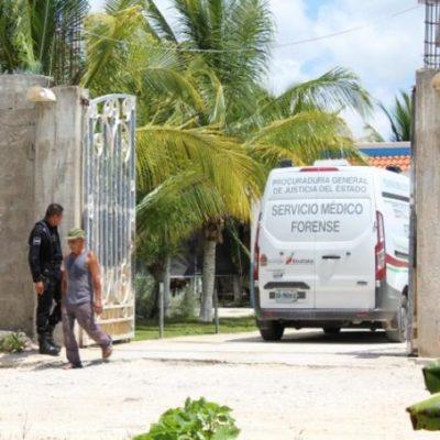 Con un disparo en la cabeza, un hombre se suicida en la colonia irregular Tres Reyes de Cancún