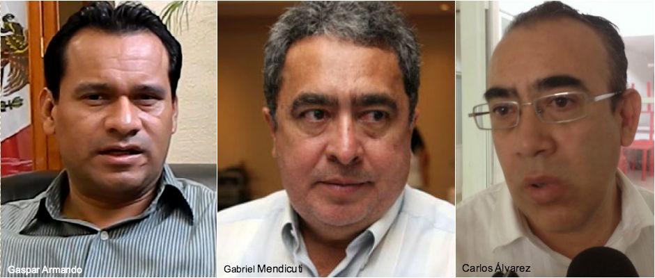 OFICIALIZAN SALIDA DE GASPAR: Confirma Mendicuti renuncia del Procurador; nombrarán a Carlos Álvarez Escalera encargado de despacho