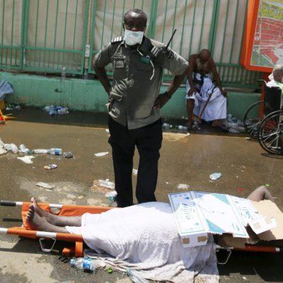 TRÁGICA ESTAMPIDA HUMANA: Al menos 717 muertos y 805 heridos en peregrinación anual hacia La Meca en Arabia Saudita