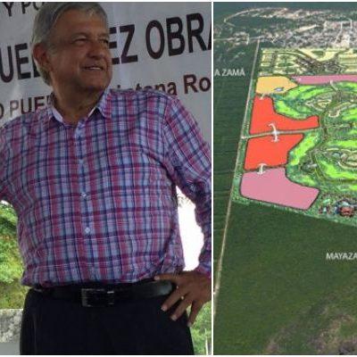 EXHIBEN AL 'GALLO' DE AMLO EN QR: Pech Várguez le hizo el 'favor' a Félix y 'desincorporó' terreno de la Uqroo para desarrollo inmobiliario en Tulum
