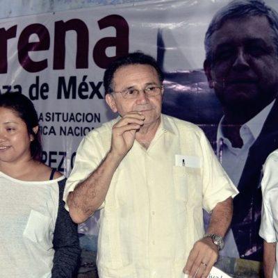"""""""LO QUE HABLA POR MÍ SON MIS ACTOS"""": Justifica el candidato de AMLO en QR ceder terreno costero de la Uqroo en Tulum para proyecto privado"""