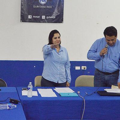 JALONEOS EN EL PAN: Eduardo Martínez Arcila deja dirigencia a Mayuli Martínez Simón, pero para buscar la reelección