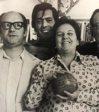 DESPIDEN A CON GLORIA A CARMEN BALCELLS: Fallece a los 85 años la gran agente literaria del 'boom' latinoamericano