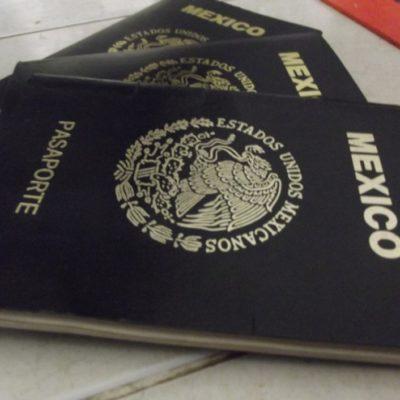 """""""NI FOTOS, NI COPIAS"""": El pasaporte podrá tramitarse por internet a partir del 1 de octubre, anuncia la SRE"""