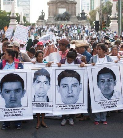 Instalan comisión especial de diputados sobre Ayotzinapa; se reunirán con padres de los 43