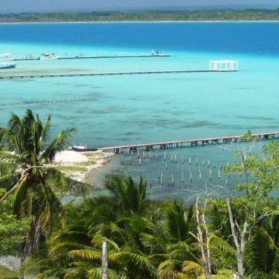 DENUNCIAN DESPOJOS DE BORGE EN BACALAR: Acusan al Gobernador de que, a través del IPAE, busca apropiarse de 100 hectáreas frente a la laguna