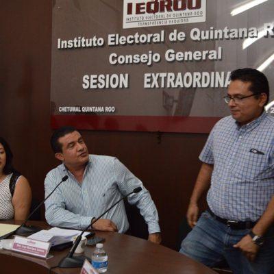 TIENE EL IEQROO VISTA GORDA CON MAURICIO: Descarta queja del PAN y PRD por autopromoción de Alcalde de Solidaridad; no hay elementos, dice