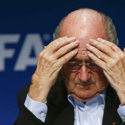VAN FISCALES TRAS JOSEPH BLATTER: Inician investigación contra presidente de FIFA por malversación y registran su oficina