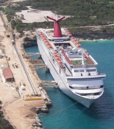 'TRAJE A LA MEDIDA' PARA CALICA: Retiene filial de empresa de EU concesión de la terminal portuaria de Punta Venado por 50 años y va por más