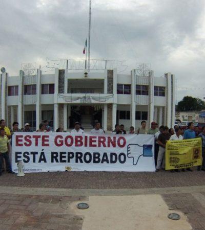 CONTRAINFORME EN FCP: Reprueba PRD al Alcalde por conflictos de interés, mala administración y represión