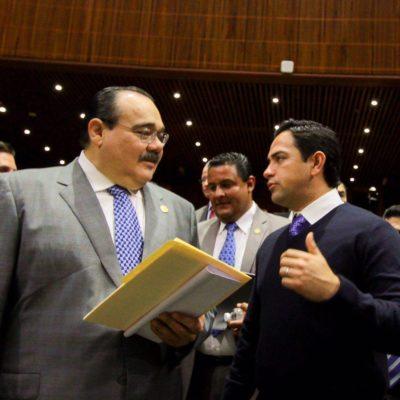 Dinero ahorrado por plan de austeridad se destinaría a educación, dice diputado Toledo Medina