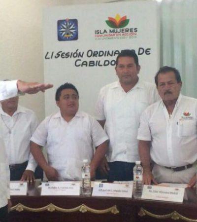 Vota PRD contra nombramiento de Juan Carrillo en Isla Mujeres; no cumple con residencia oficial, acusan