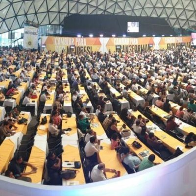 QUITAN IMPEDIMENTOS PARA COALICIÓN EN QR: Aprueba en congreso del PRD alianzas 'excepcionales' con el PAN durante el 2016