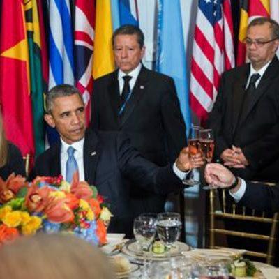 TENSA REUNIÓN EN LA ONU: Obama y Putin sostienen encuentro en medio de fricciones entre EU y Rusia