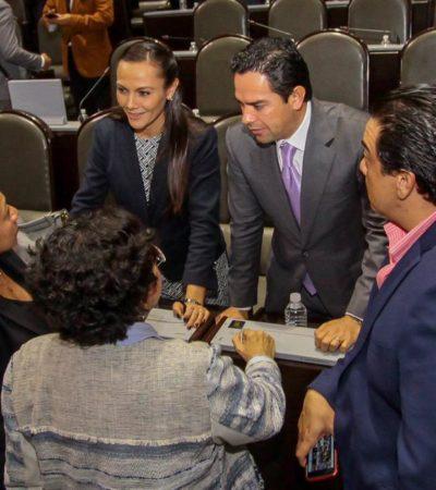 REPARTEN COMISIONES EN EL CONGRESO: Por QR, sólo Remberto Estrada presidirá una de las 56 comisiones