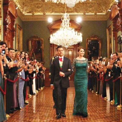 SE PONEN 'PATRIOTAS' EN PALACIO NACIONAL: Cancela Presidencia la cena VIP en la noche del Grito
