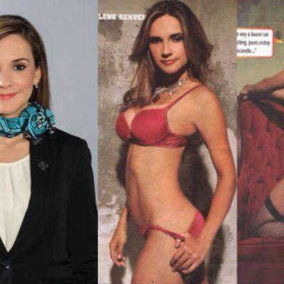 """""""QUE SE AVERGÜENCEN LOS QUE ROBAN"""": Tras criticar al Gobernador de NL, difunden fotos de diputada panista posando semi desnuda"""