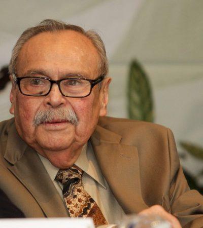A los 78 años, de un paro respiratorio, fallece en Chiapas el escritor Eraclio Zepeda