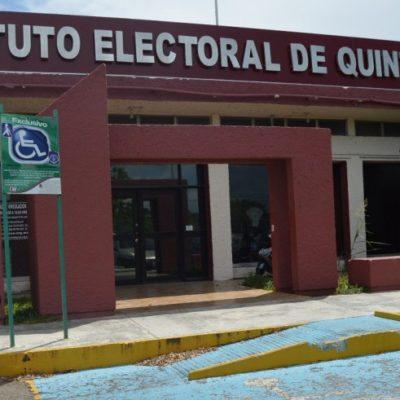 Recibe Ieqroo nuevas solicitudes para candidaturas independientes en municipios de QR