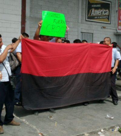 ESTALLA HUELGA EN AUTOCAR: Por un conflicto entre sindicatos, choferes paralizan parte del transporte urbano en Cancún