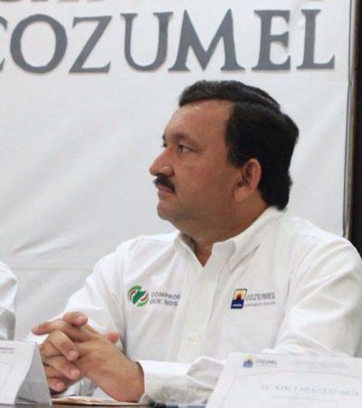 Justifica regidor panista apoyar deuda para Cozumel: El Ayuntamiento estaba al borde del colapso, dice Roberto Olán