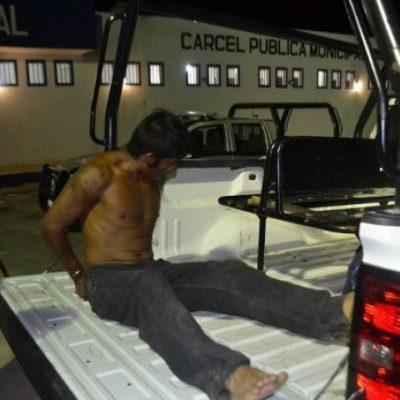 Capturan a hombre que presuntamente intentó abusar sexualmente de una niña de 6 años en Chetumal