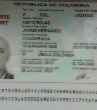 Permanece a disposición del MPF narco abuelo detenido en aeropuerto con 4 kilos de cocaína