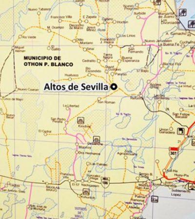 REVUELTA CONTRA POLICIAS EN ALTOS DE SEVILLA: Un agente mata de un balazo a sexagenario y pobladores se enardecen, hiriendo a 2