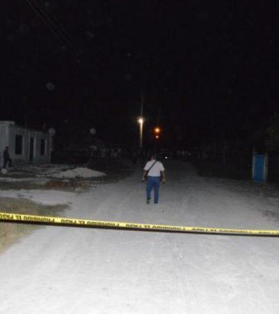 Cinco días después de que un policía matara a un sexagenario en poblado, no hay detenidos