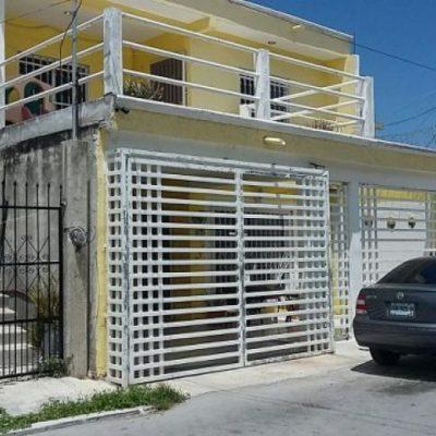 INSEGURIDAD EN CANCÚN: Roban medio millón de pesos en dinero y alhajas en vivienda de la R-229 de Cancún
