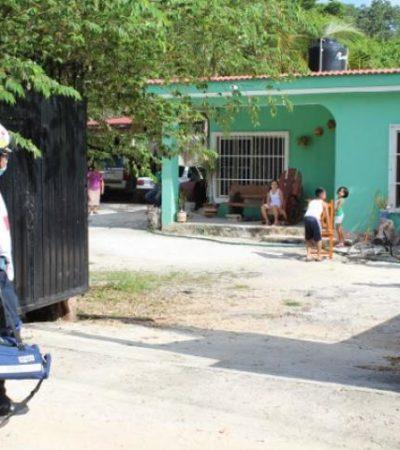 Hallan muerto a un joven drogadicto en el interior de una cámara fría en domicilio de Leona Vicario