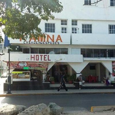 Aseguran a 6 hondureños indocumentados en hotel del centro de Cancún