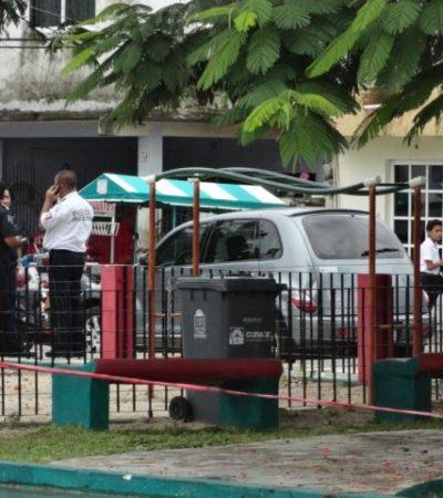 Revelan que suicidio de menor de 14 años en Cozumel fue porque no quería lavar los trastes y le advirtieron que le quitarían su celular