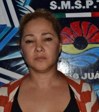 Aporta 'El Sincler' más información contra 'Doña Lety', una de las principales vendedoras de droga en la Zona Hotelera de Cancún