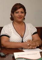 Indhira Carrillo Domani.