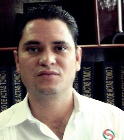 TUMBAN A PEREYRA EN SOLIDARIDAD: Señalado por 'excesos', trasciende 'renuncia' de Secretario del Ayuntamiento; Rafael Castro, lo sustituye