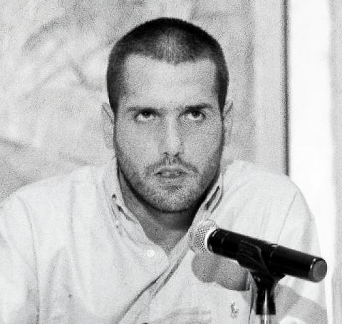 Jorge Emilio González, 'El Niño Verde'.