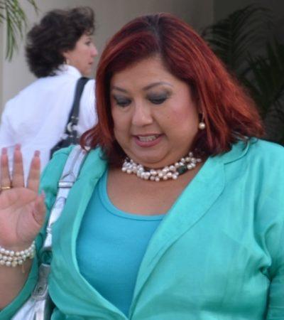 """""""MI CAMINO NO VA PARA ALLÁ"""": Descarta Marisol Balado buscar magistratura que quedará vacante en octubre"""