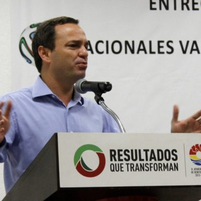 Rompeolas: Intensifica Paul el 'Año de Hidalgo'