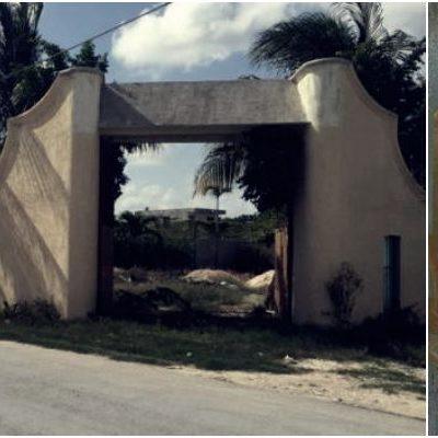 ASEGURAN PROPIEDAD DE 'EL TALIBANCILLO' EN BONFIL: En un discreto operativo, SEIDO toma posesión de predio de líder narco en Cancún