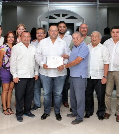 TODOS LE METEN MANO AL NUEVO MUNICIPIO: Taxistas, priistas, panistas y hasta una hija de Greg Sánchez, en el próximo Concejo de Puerto Morelos