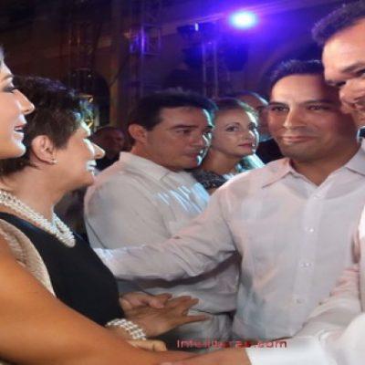 MAURICIO VILA EXTIENDE LA MANO: Nuevo Alcalde panista de Mérida ofrece diálogo al Gobernador priista de Yucatán