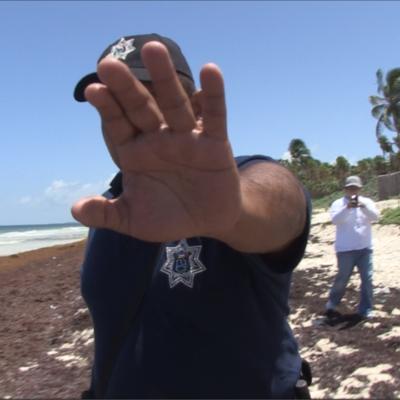 LA ENTREVISTA CENSURADA: Borge opera los despojos en Tulum: Lydia Cacho