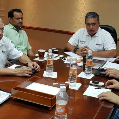 Todo listo para el Informe de Borge en Chetumal; no viene Peña Nieto, confirma Gabriel Mendicuti