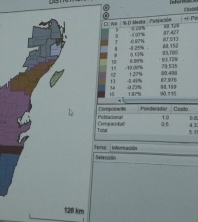 Altavoz   La nueva 'distritación' y el fracaso del viejo modelo de desarrollo de Quintana Roo
