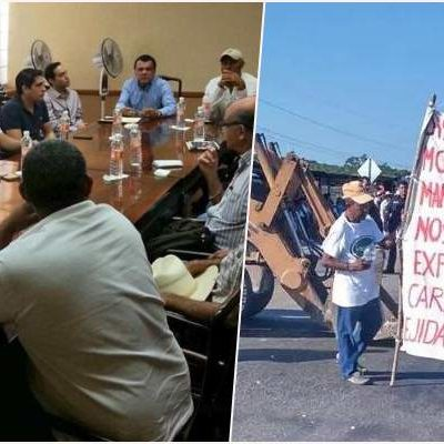 RINDE FRUTOS EL BLOQUEO: Tras intervención de la Secretaría de Gobierno, SCT acepta pagar a ejidatarios de Juan Sarabia indemnizaciones por 60 mdp