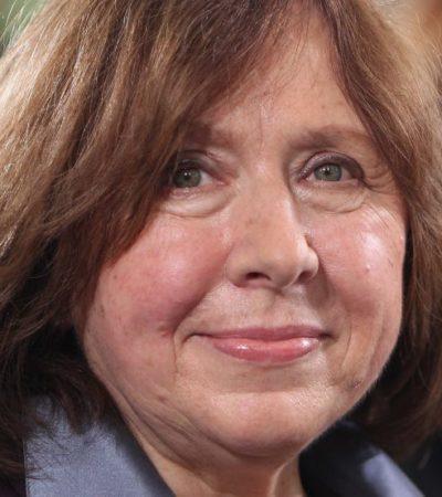DAN NOBEL DE LITERATURA A UNA BIELORRUSA: Máximo reconocimiento a Svetlana Alexievich, escritora y periodista nacida en Ucrania