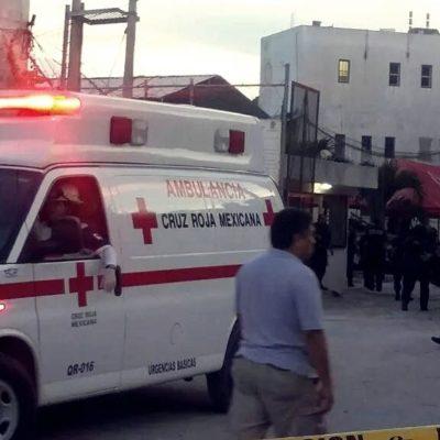 REVIENTA MOTÍN CÁRCEL DE CANCÚN: Confirman 6 reos heridos en revuelta en la que se impidió a balazos un intento de fuga; activan código rojo