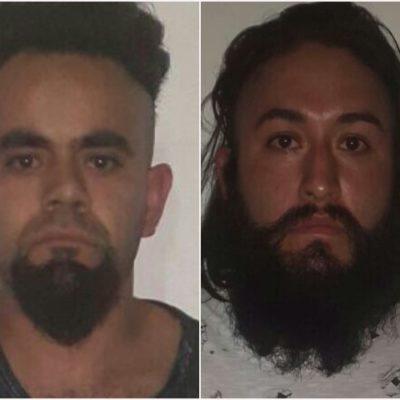 Detienen a 2 presuntos culpables del homicidio de un turista en el hotel Grand Palladium de la Riviera Maya
